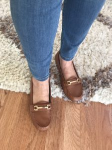 Vicnic brown loafers