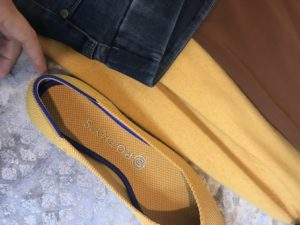 yellow Rothys